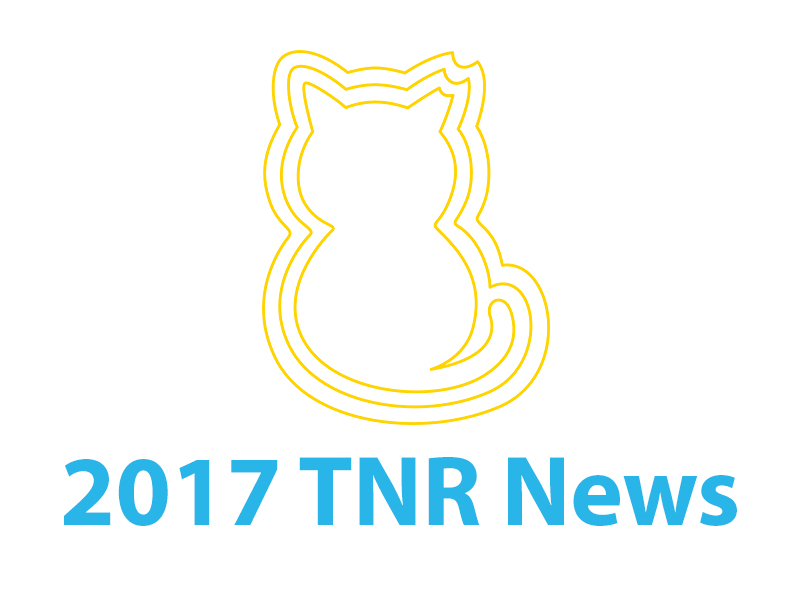 Community Cats & TNR in the News - 2017