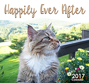 Bideawee: Happily Ever After 2017 Calendar