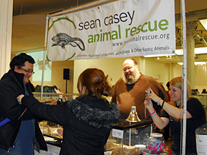Sean Casey Animal Rescue is just one of over 150 Alliance Participating Organizations (APOs). (Photo by Dana Edelson)